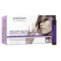 Kraft u. Glanz für Haare, Haut, Nägel 10 x 25 ML